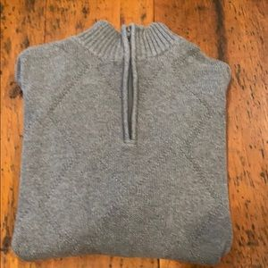 Pronto Uomo half Zip Sweater